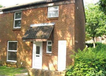 Thumbnail 3 bed end terrace house to rent in Field Rose Square, Northampton, Northamptonshire