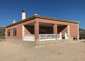 Thumbnail 3 bed villa for sale in Spain, Valencia, Alicante, Hondón De Los Frailes