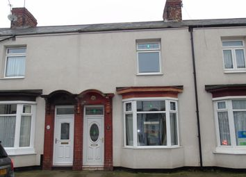 Thumbnail 2 bed terraced house for sale in Vicarage Avenue, Stockton-On-Tees