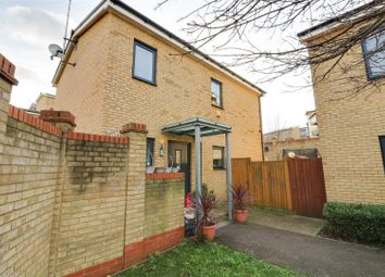 Thumbnail 3 bed detached house for sale in Brambling Close, Greenhithe