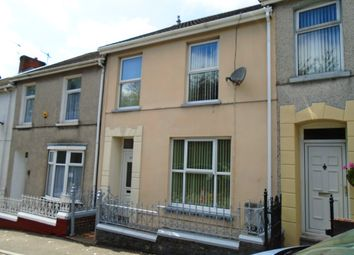 Thumbnail 3 bed terraced house to rent in Tyshia Road, Llanelli
