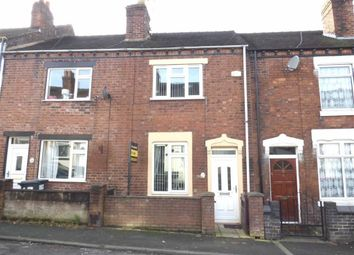 Thumbnail 2 bed terraced house for sale in Chester Road, Audley, Stoke-On-Trent