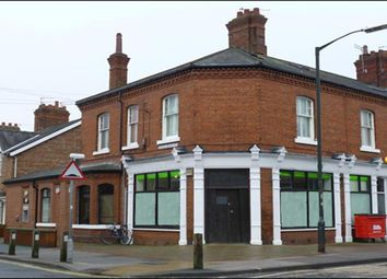 Thumbnail Commercial property for sale in Haxby Road, York