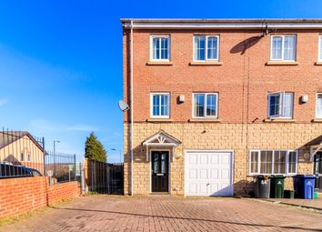 Thumbnail 4 bed town house for sale in Buckingham Road, Conisborough, Doncaster