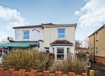 Thumbnail 2 bed semi-detached house for sale in Warren Avenue, Southampton
