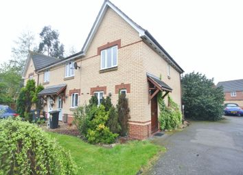 Thumbnail 2 bed town house for sale in Headingley Close, Thurcaston Park, Leicester
