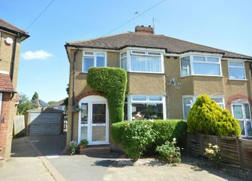 Thumbnail 3 bed semi-detached house for sale in Beverley Close, Chessington
