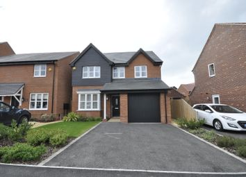 4 bed detached house to rent in Thompson Close, Mickleover, Derby DE3