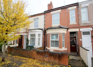 3 bed terraced house for sale in Harefield Road, Stoke, Coventry CV2