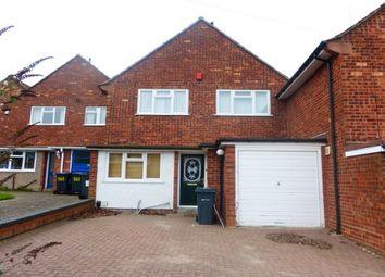 Thumbnail 3 bedroom semi-detached house to rent in St. Denis Road, Northfield, Birmingham