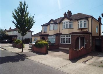 Thumbnail 3 bed semi-detached house for sale in Jubilee Avenue, Romford