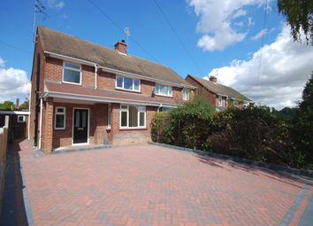 Thumbnail 4 bed semi-detached house for sale in Third Avenue, Chelmsford