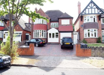 Thumbnail 4 bed detached house for sale in Beaudesert Road, Handsworth, Birmingham