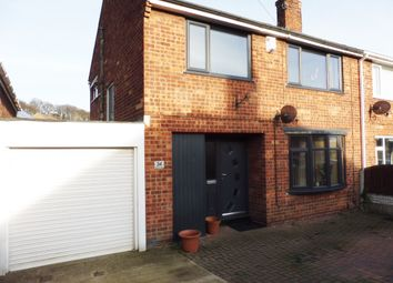Thumbnail 3 bed semi-detached house for sale in Meadow View, Worsbrough