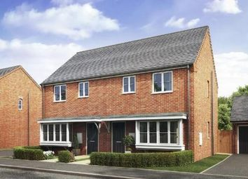 Thumbnail 3 bed semi-detached house for sale in Plot 5 - The Avon, Cowley Park, Donington