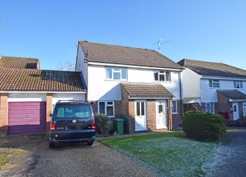 Thumbnail 2 bed semi-detached house for sale in Gaskell Close, Holybourne, Alton, Hampshire