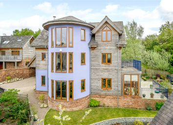 Thumbnail 5 bed detached house for sale in The Wintles, Bishops Castle, Shropshire