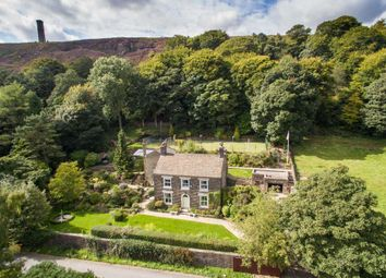 Thumbnail 6 bed country house for sale in Cross Lane, Holcombe, Bury