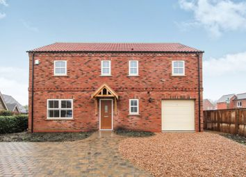 5 bed detached house for sale in York Road, Barlby YO8