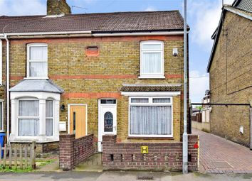 Thumbnail 4 bedroom end terrace house for sale in Tonge Road, Sittingbourne, Kent