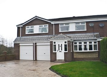 Thumbnail 4 bedroom semi-detached house for sale in Lime Grove, Prudhoe