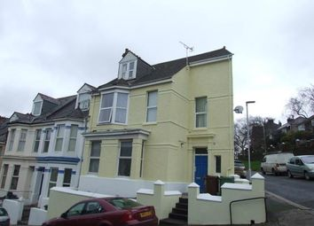 Thumbnail 5 bedroom end terrace house for sale in Plymouth, Devon