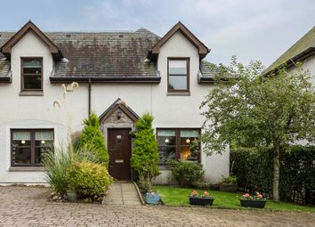 Thumbnail 3 bed link-detached house for sale in Benvie Road, Fowlis, Dundee