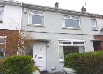 Thumbnail 3 bed terraced house for sale in Greenways, Porthcawl