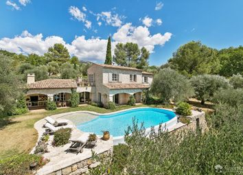 Thumbnail 4 bed property for sale in Le Rouret, Alpes Maritimes, France