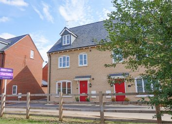 Thumbnail 4 bedroom semi-detached house for sale in Rede Close, Aylesbury