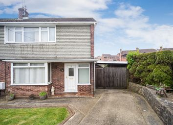 Thumbnail 3 bed semi-detached house for sale in Thomson Drive, Crewkerne