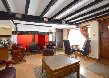 Thumbnail 4 bed link-detached house for sale in Station Road, Lydd, Romney Marsh, Kent