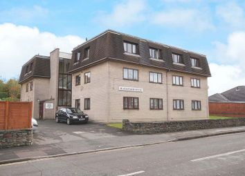 Thumbnail 1 bed flat for sale in Blackswarth House, Blackswarth Road, Bristol
