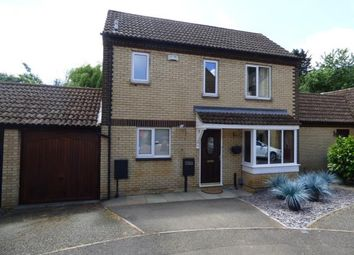 Thumbnail 3 bedroom link-detached house for sale in Ecton Park Road, Ecton Brook, Northampton, Northamptonshire