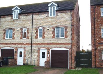 Thumbnail 3 bed end terrace house to rent in Hambleton Avenue, North Hykeham, Lincoln