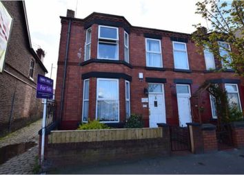 Thumbnail 3 bed end terrace house to rent in Laird Street, Birkenhead