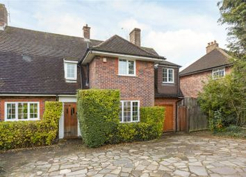Thumbnail 4 bed semi-detached house for sale in Tattenham Way, Burgh Heath, Tadworth, Surrey