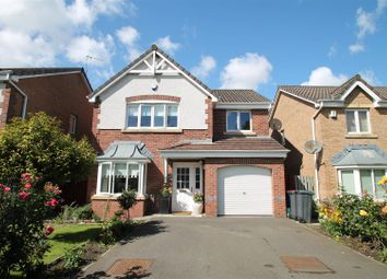 Thumbnail 4 bedroom detached house for sale in West Holmes Road, Broxburn