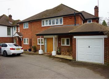 Thumbnail 4 bed detached house for sale in Ashcombe Road, Dorking