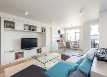 Thumbnail 1 bed flat for sale in Bermondsey Wall West, London
