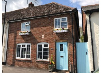 Thumbnail 4 bed end terrace house for sale in The Borough, Downton