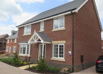 Thumbnail 4 bed detached house to rent in Colossus Way, Norwich