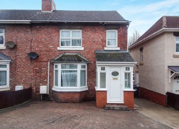 Thumbnail 3 bedroom semi-detached house to rent in Welbeck Road, Choppington