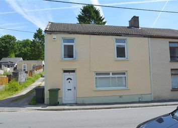 Thumbnail 3 bed end terrace house for sale in Tirfounder Road, Aberdare, Rhondda Cynon Taff
