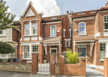 Thumbnail 5 bed terraced house for sale in Fairlawn Grove, London