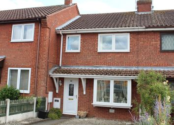 Thumbnail 3 bed town house for sale in Wycar Road, Bilsthorpe, Newark