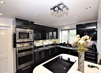 Thumbnail 4 bed detached house for sale in South Drive, Inskip, Preston, Lancashire