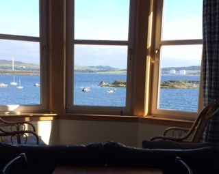Thumbnail 2 bed flat for sale in Guildford Street, Millport, Isle Of Cumbrae