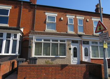 Thumbnail 4 bed terraced house for sale in Charles Road, Small Heath, Birmingham