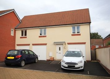 Thumbnail 1 bed terraced house for sale in Angelica Drive, Bridgwater